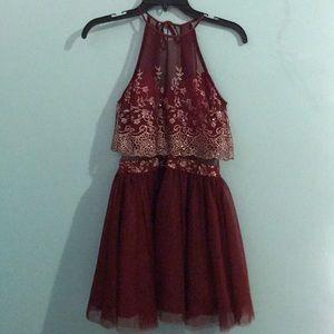 Dillard's Formal Dress (Size 1)
